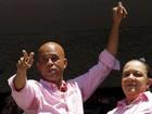 Presidente do Haiti tem alta de hospital em Miami após embolia