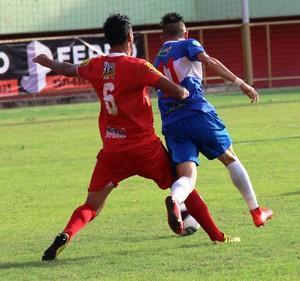 Rio Branco-AC x Atlético-AC jogo 1 final do Acreano 2016 (Foto: Duaine Rodrigues)
