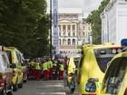 Noruega isola área da embaixada dos EUA ao encontrar pacote suspeito