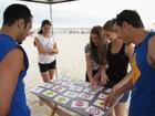 Detran realiza atividades recreativas e educativas no litoral do Paraná