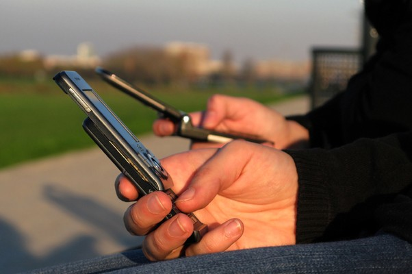 Telefones celulares (Foto: sxc.hu)