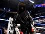 """Técnico diz que máscara de Floyd em """"May-Mac"""" foi uma referência a filme"""