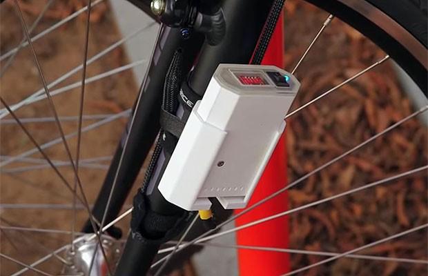 Info Cycle: Ford cria sistemas para mapear dados de bicicletas (Foto: Reprodução)
