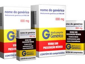 Medicamento genérico foi lançado a partir da Lei nº 9.787 de 10 de fevereiro de 1999 (Foto: Reprodução/Anvisa)