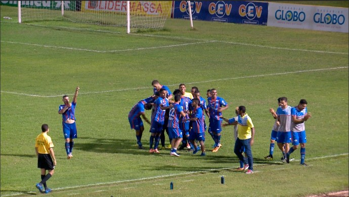 Piauí x Parnahyba (Foto: Moacir Neto)