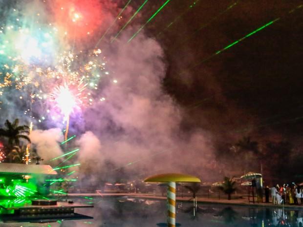 Clube Jaó também realiza evento de Ano Novo para comemorar 2017 em Goiânia (Foto: Divulgação/Renner Mariano)