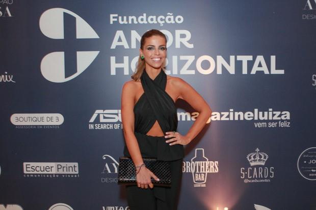 Vanessa Ribeiro (Foto: Raphael Castello/AgNews)