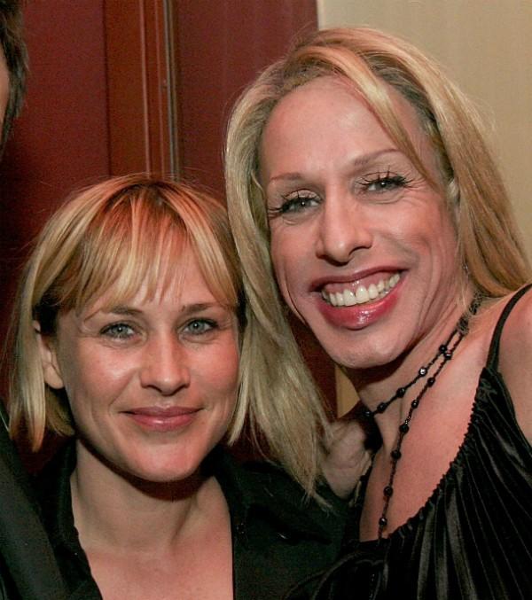 A atriz Patricia Arquette e sua irmã, a atriz Alexis Arquette (Foto: Getty Images)