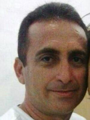 Oliveira Carlos de Araújo, de 40 anos, é o principal suspeito de ter matado a tiros a comerciante em Mossoró (Foto: Divulgação/ Polícia Civil)