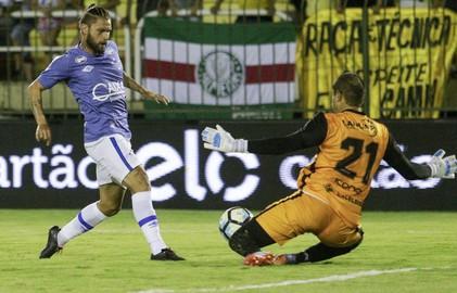 Apesar da derrota contra o Cruzeiro, torcedores estão satisfeitos com desempenho do Voltaço (Foto: Rudy Trindade/Light Press)