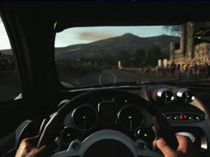 Cena de 'Driveclub', game de corrida do PS4 (Foto: Divulgação)