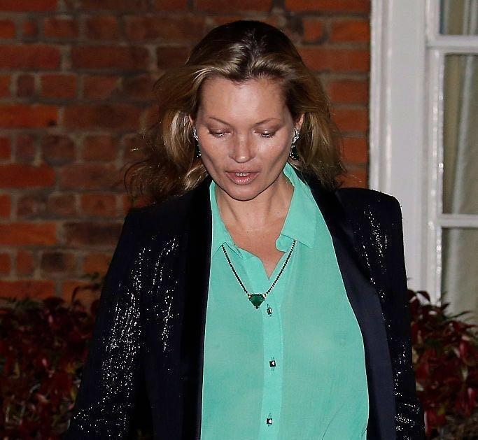 Kate Moss (Foto: Divulgação)