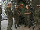 Exército faz atividades de treinamento na região de Sorocaba