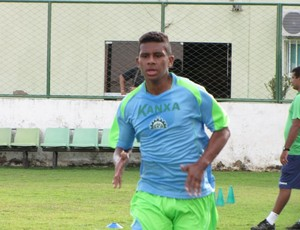 Zagueiro Cleylton é um dos reforços do Icasa para Série B do Campeonato Brasileiro  (Foto: Divulgação / Paulo Sérgio Dantas / icasafc.com )