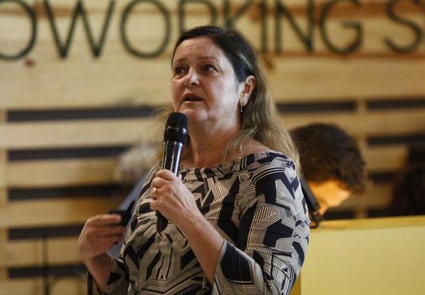 A cineasta Mara Mourão, autora do documentário Quem se importa: empreendedorismo como agente transformador (Foto: Ricardo Cardoso/Editora Globo)