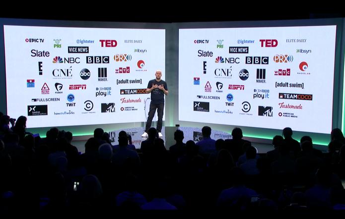 Spotify faz parceria com empresas de mídia e lança streaming de vídeo com notícias e comédia (Foto: Reprodução/Spotify)