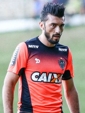 Tiago; Dátolo; Atlético-MG (Foto: Bruno Cantini)