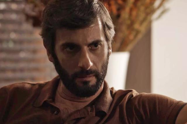 Flávio Tolezani, o Vinicius de 'O outro lado do paraíso' (Foto: TV Globo)