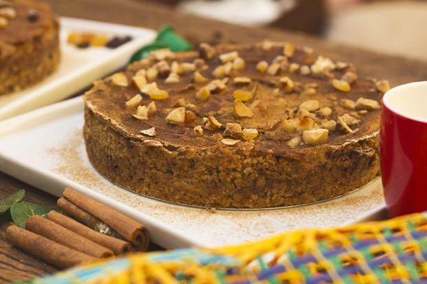 Confeitaria vegana une sabor e ingredientes funcionais (Foto: Divulgação)