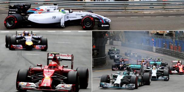 Neste fim de semana também acontece o Grande Prêmio do Canadá de Fórmula 1, que a Globo exibe (Foto: Reuters e AFP)