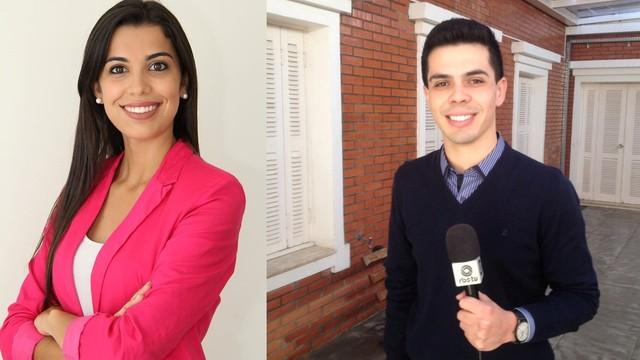 Eduarda e Murilo vão atuar em Lages e Joaçaba  (Foto: RBS TV/Divulgação)