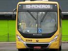 Passagem de ônibus em Londrina passa de R$ 3,25 para R$ 3,60
