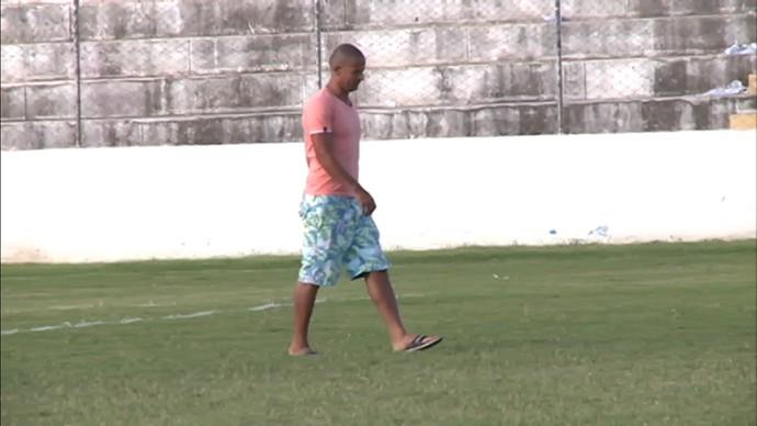 Marcos Tamandaré, Salgueiro (Foto: Reprodução/ TV Grande Rio)
