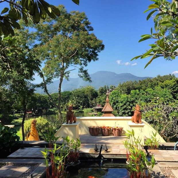Jayme Matarazzo mostra hotel na Tailândia (Foto: Reprodução/Instagram)