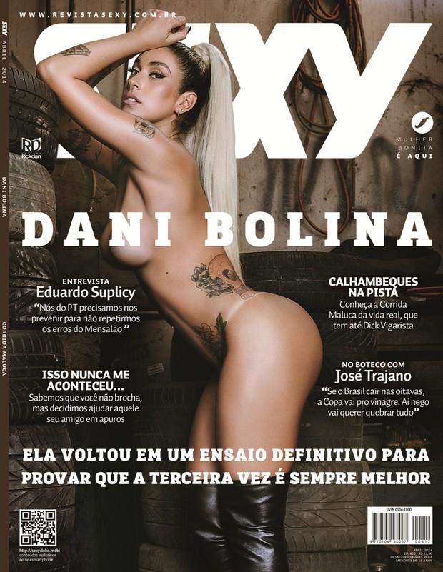 Dani Bolina (Foto: Piero D´Avila / Divulgação)