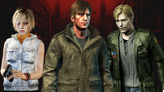 Silent Hill: conheça os personagens principais da franquia (Foto: Arte/Tais Carvalho)