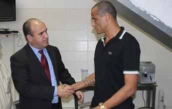 Mogi empossa novo presidente nesta terça, pouco antes de encarar o Braga