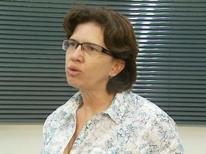 Ana Lúcia Baldan diz ter sido vítima de perseguição política enquanto esteve no comando da CCZ (Foto: Reprodução/EPTV)