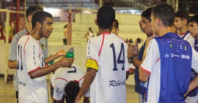 Capelle Ribeirão, Pernambucano de Futsal  (Foto: Bruno de Carvalho/Info Futsal)