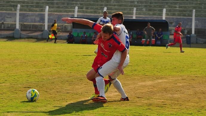 Grêmio Prudente x Guariba - Campeonato Paulista da Segunda Divisão (Foto: Rodolfo Lesse / Cedida)