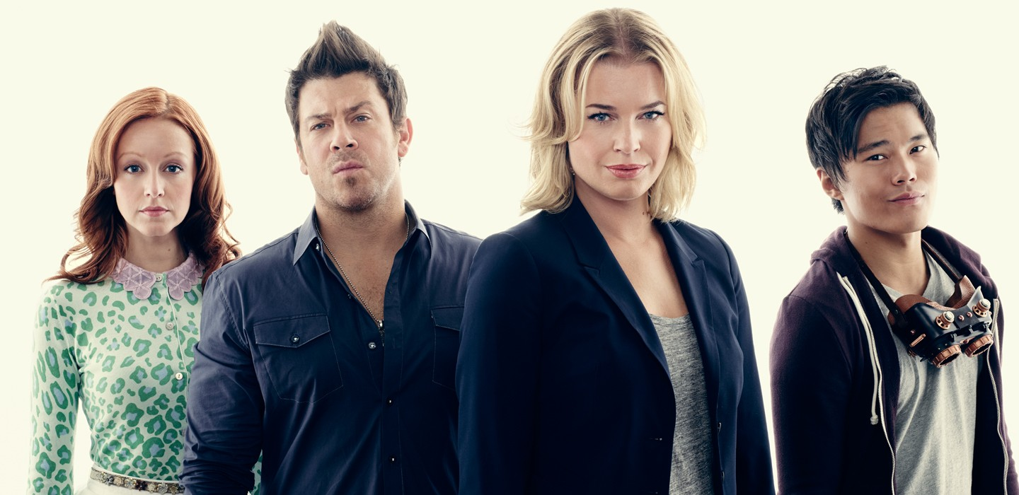 The Librarians - Destaque (Foto: Canal Universal)