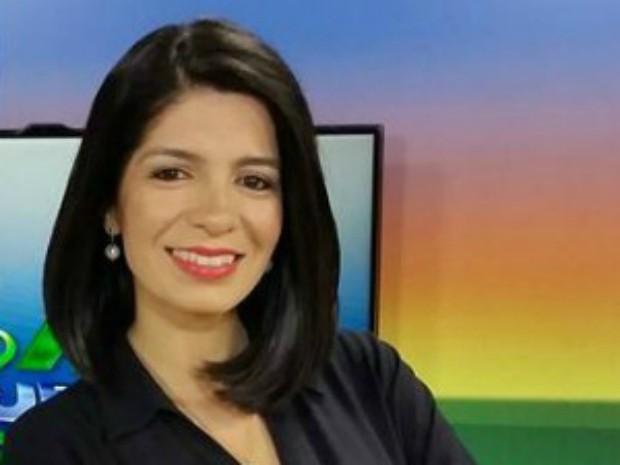 Priscilla Sampaio (Foto: Reprodução/ TV Morena)