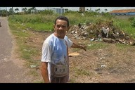 Moradores de Castanhal enfrentam o acúmulo de lixo nas ruas