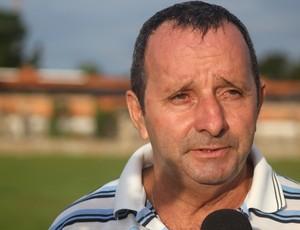 Josué Carvalho, presidente do Plácido de Castro (Foto: João Paulo Maia)