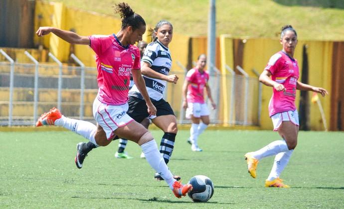 São José futebol feminino x XV de Piracicaba futebol feminino (Foto: Arthur Marega Filho/São José Futebol Feminino)