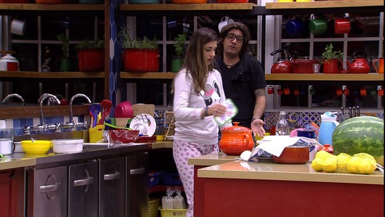 Ilmar revela que ficou triste com a saída de Daniel e Vivian diz: 'Não fiquei mais porque está no final'