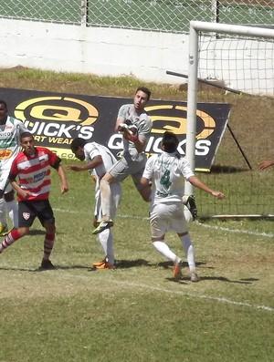 Rio Preto x Linense, pela Copa Paulista (Foto: José Paulo Necchi Oliveira / Rio Preto EC)