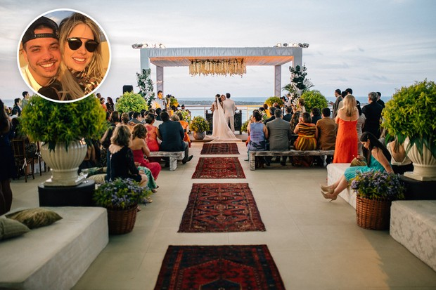Casamento Wesley Safadão (Foto: Arthur Rosa/ Divulgação)