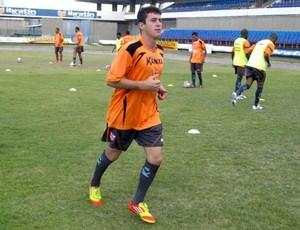 Ronaldo CRB treino (Foto: Divulgação / site oficial do CRB)