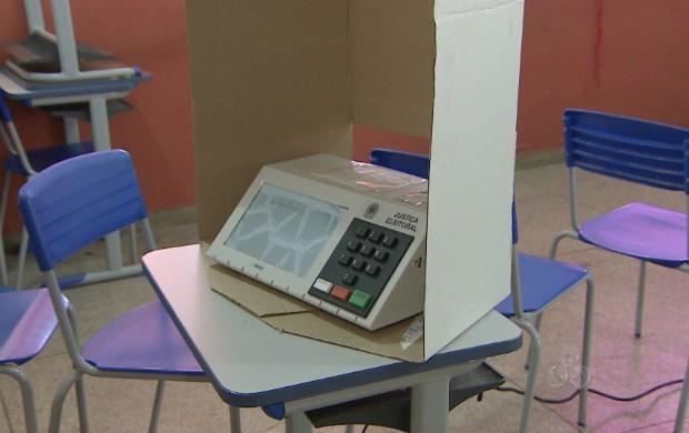 Eleição no Amapá teve fatos curiosos. (Foto: Reprodução/TV Amapá)