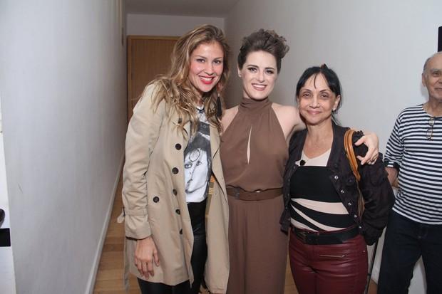 Ellen Jabour, Alessandra Maestrini e Cininha de Paula (Foto: Thyago Andrade/Brazil News)