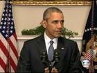 Obama diz que acordo climático não é perfeito, mas é ambicioso