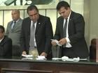 Luiz Dantas é reeleito presidente da Mesa Diretora da Assembleia de AL