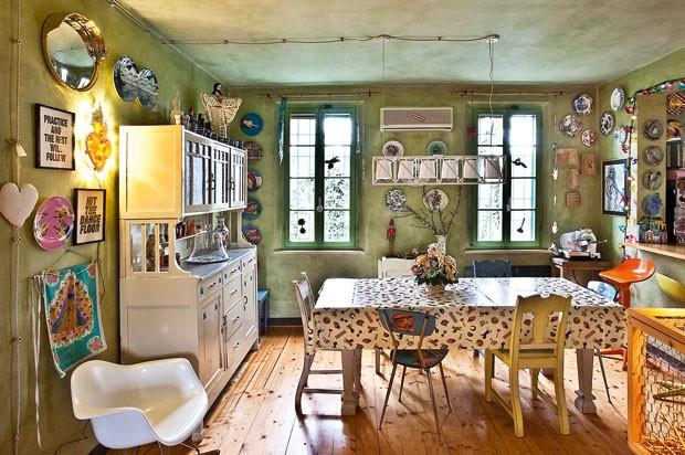 decor do dia (Foto: © Ganni Basso / VegaMG)