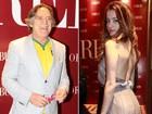José de Abreu nega que atriz tenha sido pivô do fim de seu casamento