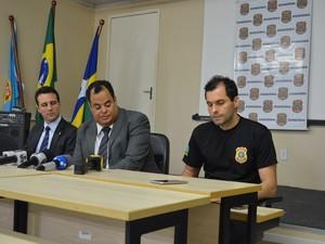 Operação da PF evitou desvio de R$ 80 milhões em Porto Velho (Foto: Matheus Henrique/G1)